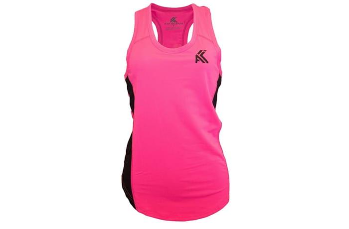 Women's Tech Vest - Dark Pink