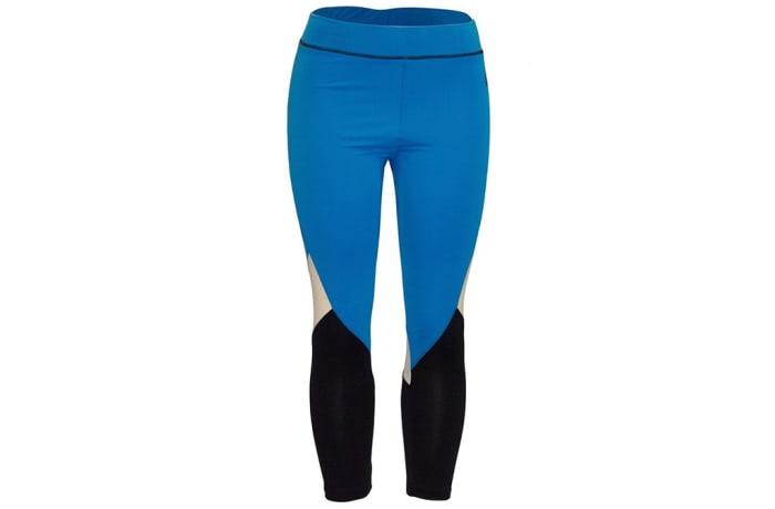 Women's Trichrome Tights - Blue