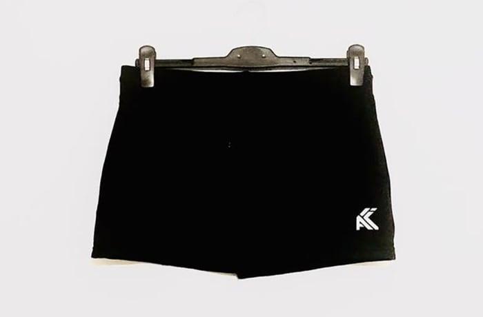 Women's Hummingbird Shorts - Black