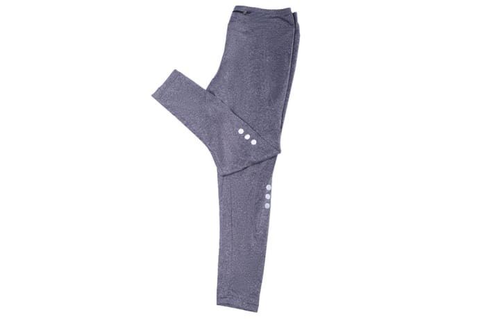 Women's Running Tights - Grey