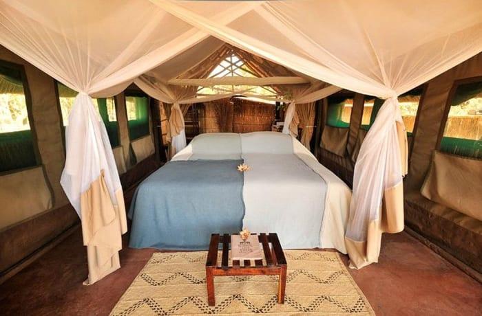 Kakuli Bush Camp - South Luangwa National Park