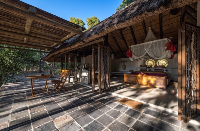 Kapamba Bush Camp - South Luangwa National Park