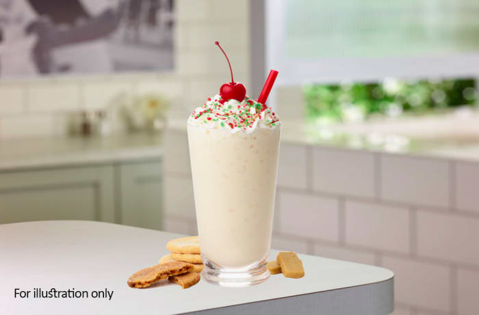 Desserts & After-Dinner Drinks - Milkshake [Copy]