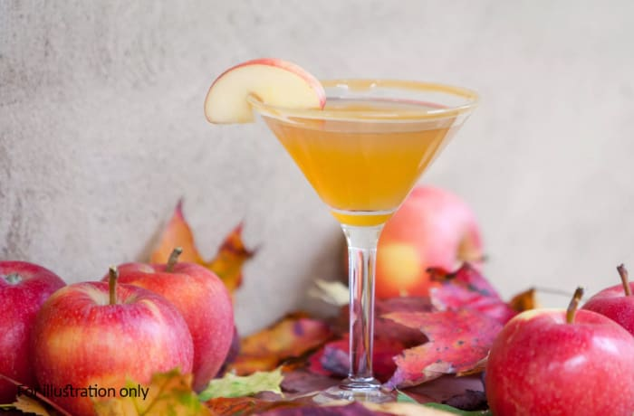 Tantalising Cocktails - Classic Style Cocktails - Apple Martini