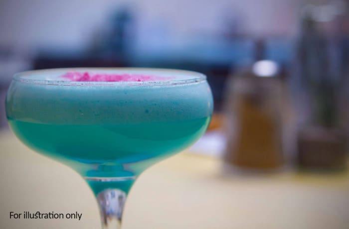 Tantalising Cocktails - Keg Long Drinks - Blue Citrus Circus