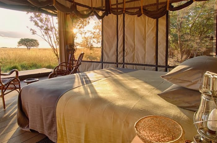 King Lewanika Lodge -  Liuwa Plain