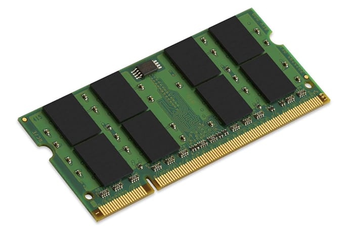 Kingston KVR800D2S6/2G RAM 2GB 800MHz DDR2