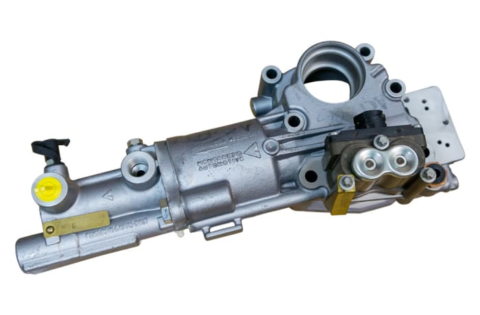 Kongsberg Shift Cylinder with Split Mercedes-Benz, Atego, Universal