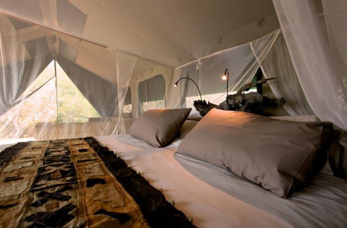 Konkamoya Lodge - Tents - Kafue National Park