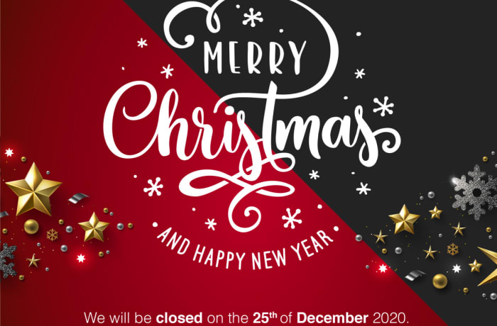 Christmas wishes from Kozo Salon and Day Spa image