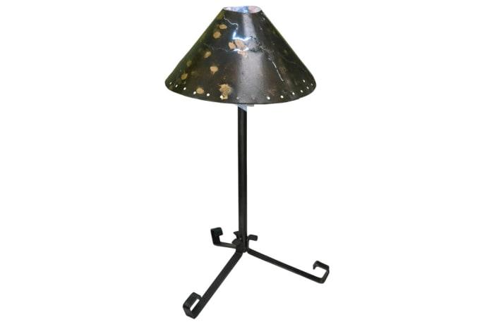 Table Lamps -  Short Cutout Lamp