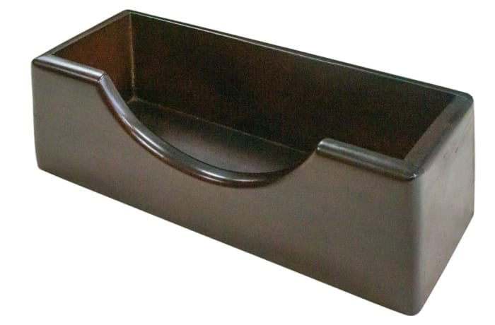 Office Furniture - Plain Compliment Slip Box