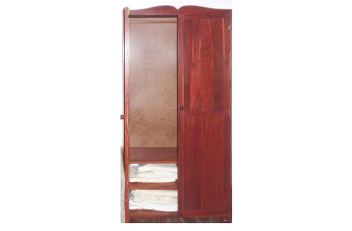Cupboard - Wardrobe Small Open view