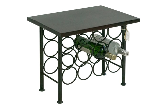 Storage Holders & Racks - Small 12 bottle wine stand