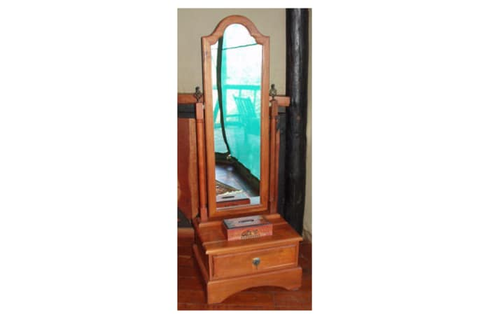 Dressing table Ducal cheval mirror Siankaba