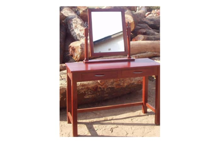 Dressing table Lee-Anne with swivel mirror