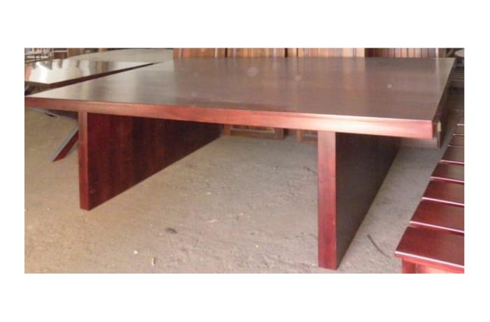 Modern solid wood Dining Table