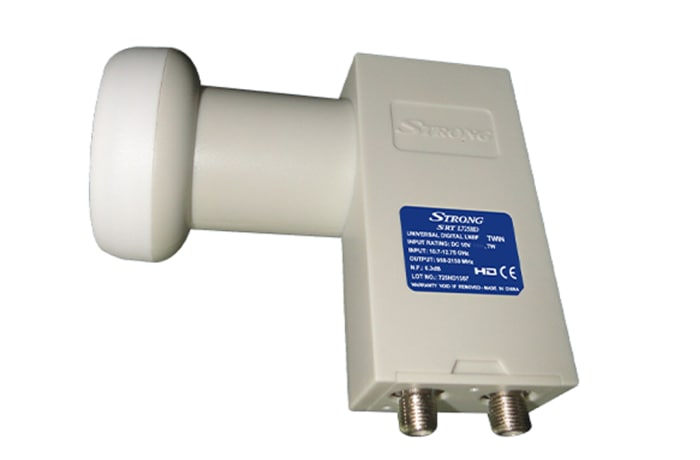 Low Noise Block - LNB SRT L725HD