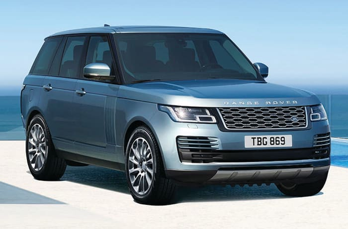 Land Rover - Range Rover Vogue