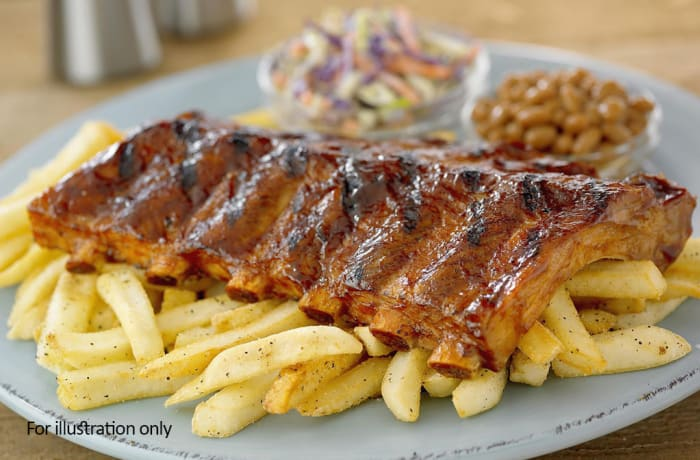 Steaks - Sweet & Sour Spare Ribs