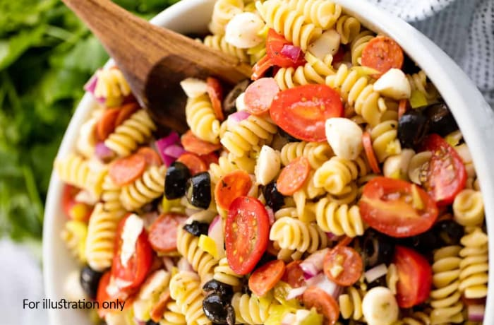 Buffet Option - Starters - Pasta Salad