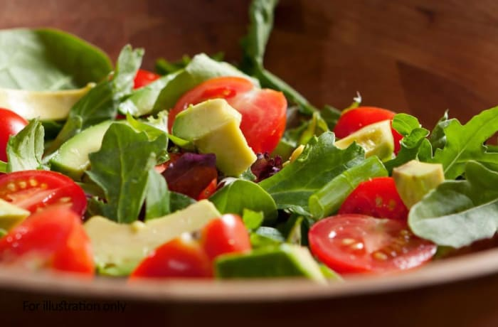 Buffet Option - Starters - Garden Salad