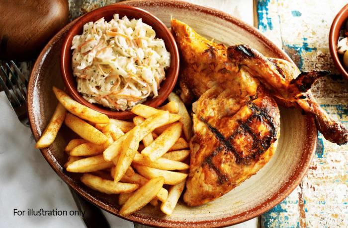Chicken - Portuguese Peri-Peri Chicken Style