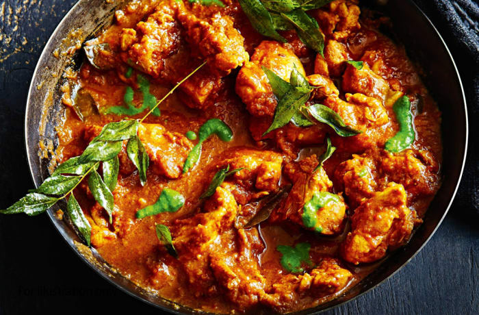 Creole Curries - Chicken Curry