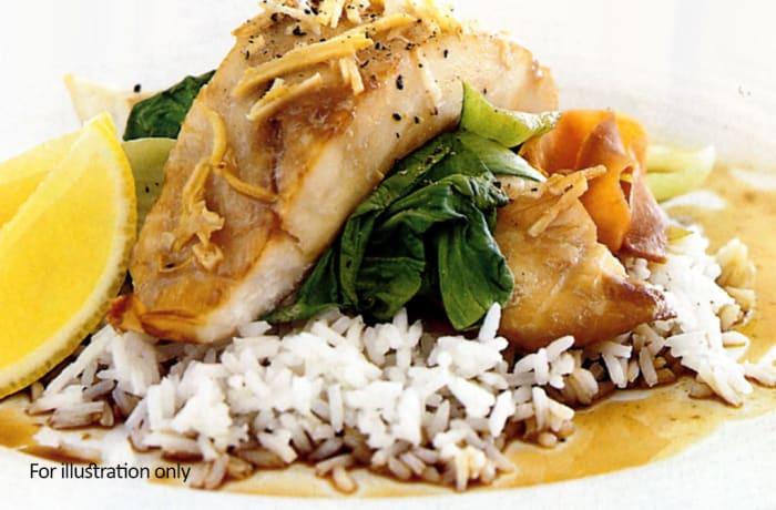 Fish - Nile Perch A La Bonne Femme