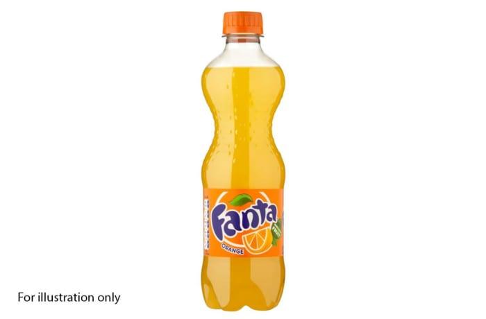 Water & Soda - Fanta