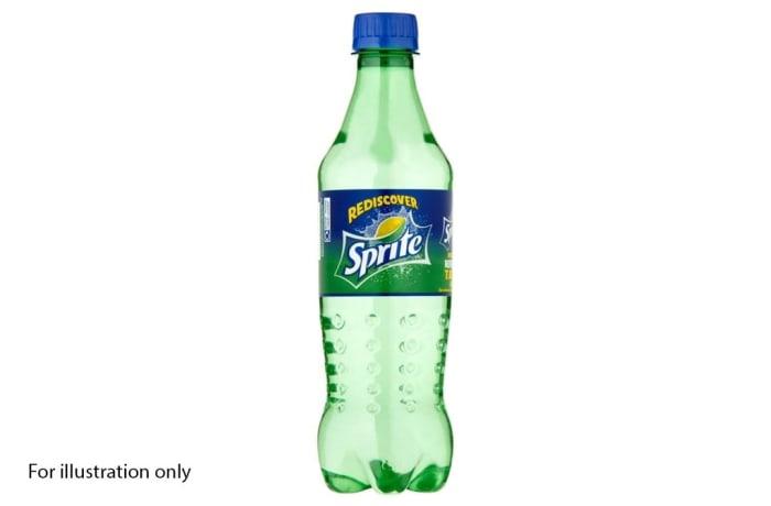 Water & Soda - Sprite
