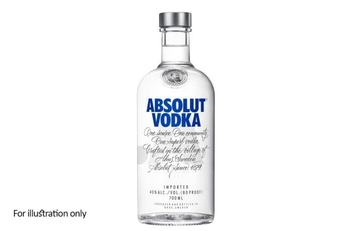 Whisky - Absolut Vodka