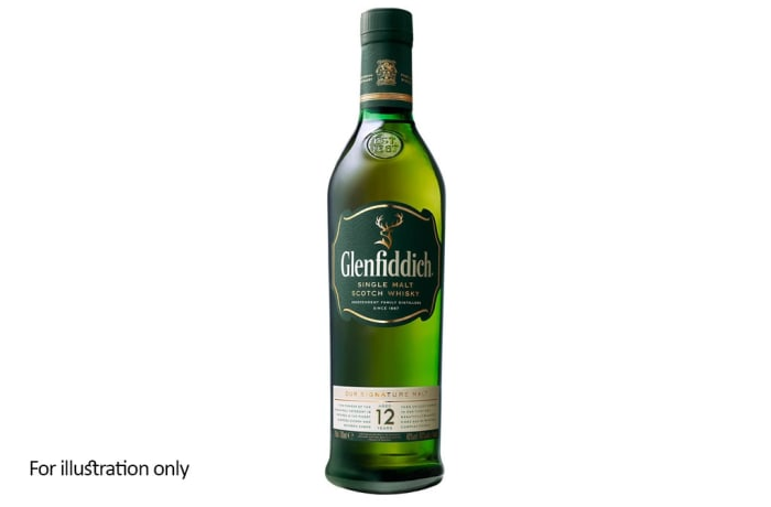 Whisky - Glenfiddich 12