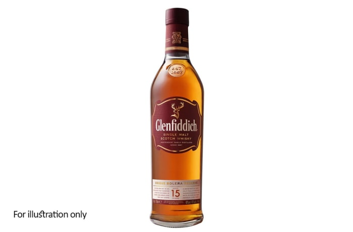 Whisky - Glenfiddich 15