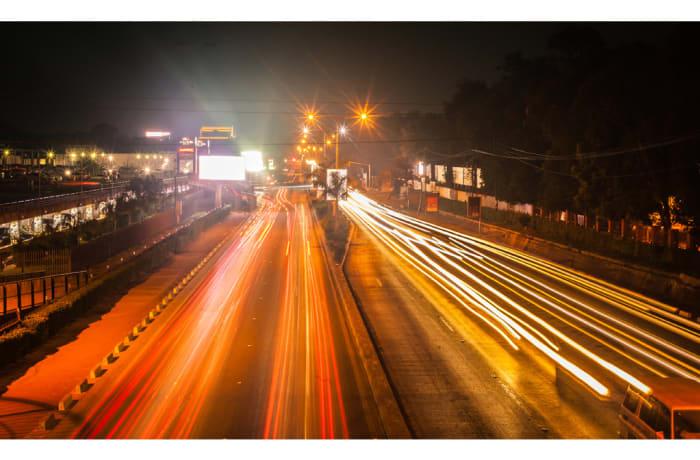 The Work - Lusaka Lights