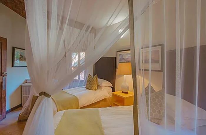 Children`s Bedroom in Family Chalet