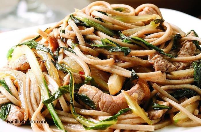 Mains - Asian Stir-Fried Pork