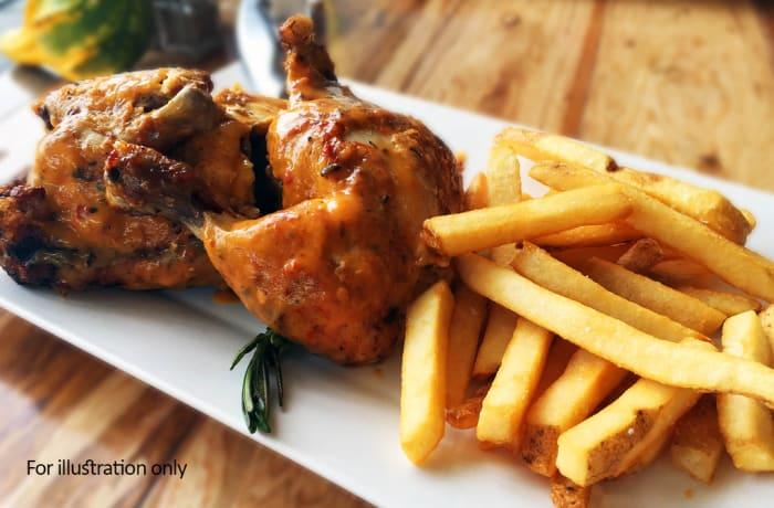 Mains - Grilled Chicken