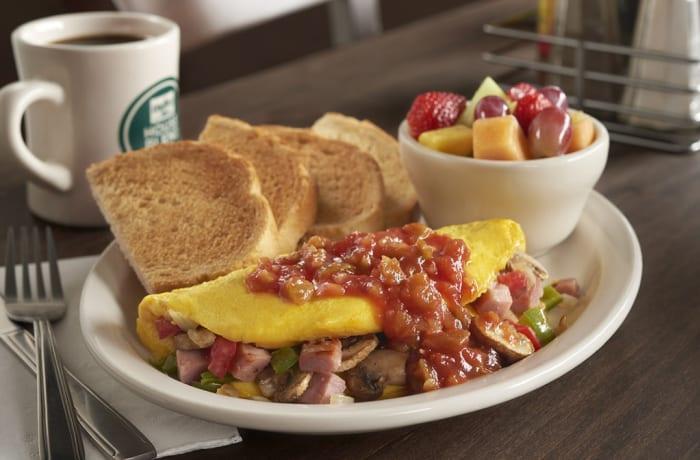 Breakfast - Non Vegetarian - Lilayi Breakfast Platter