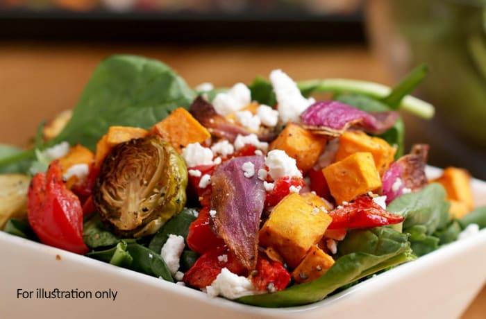 Salads - Roast Vegetable Salad