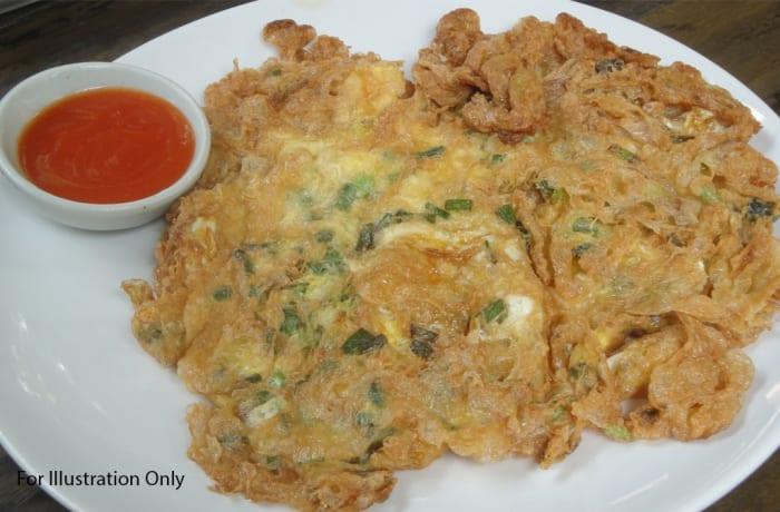 Breakfast - Vegetarian - Thai Omelette