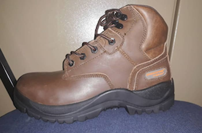 Safety Shoes -  Safari Boot