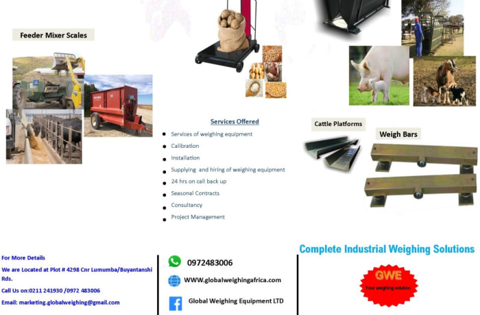 Complete Industrial Weighing Solutions image