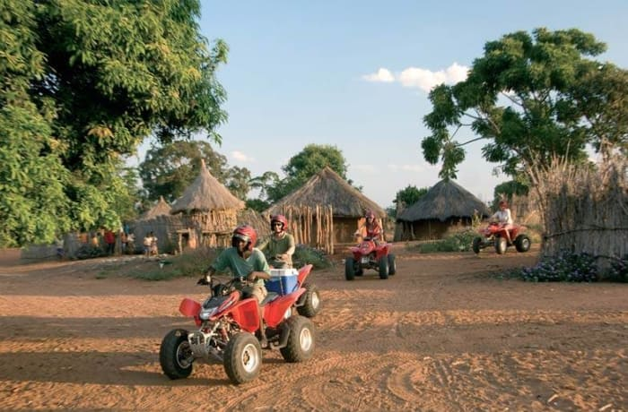 Quad Bike Trails - Four Wheeled Fun!