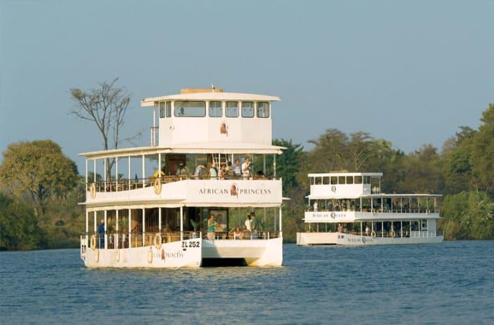 Luxury cruises image
