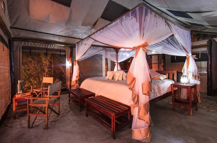 Luambe Camp - Luambe National Park