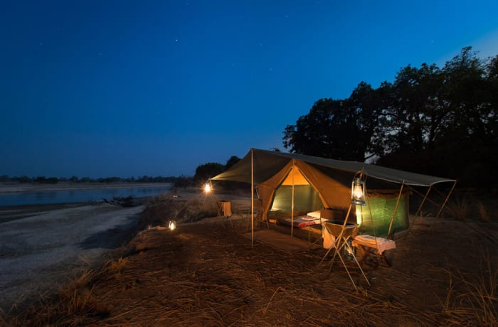 Luangwa Bush Camping - South Luangwa National Park