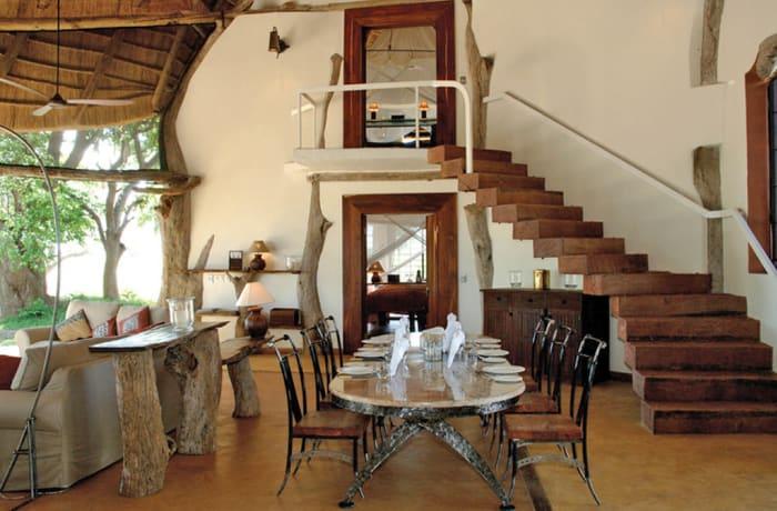 Luangwa Safari House - Whole House - South Luangwa National Park