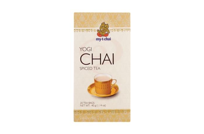 Herbal Tea Yogi Chai Spiced Tea  20 Teabags