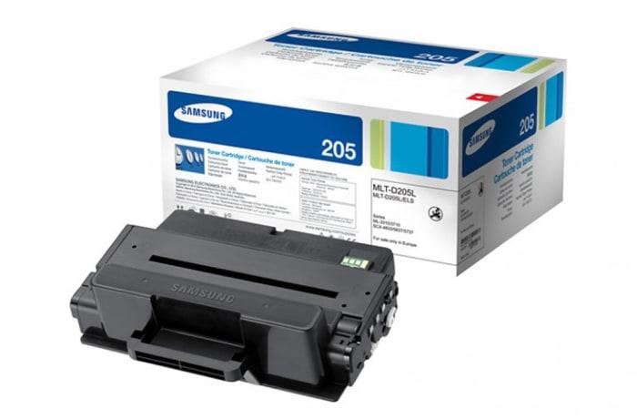 Printer Toner Cartridges - Samsung MLT-D205L Toner Cartridge